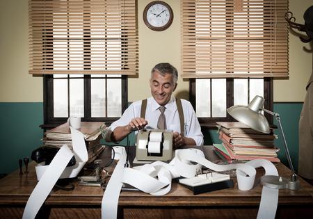 Accountant of boekhouder