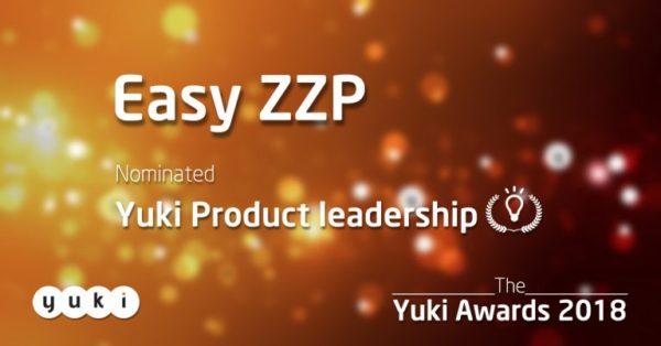 Administratiekantoor EasyZZP genomineerd